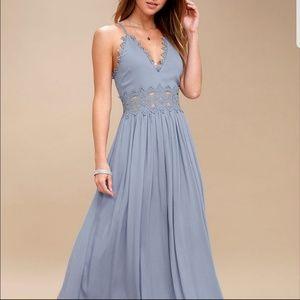 NEW Lululemon OLIVE maxi dress size small